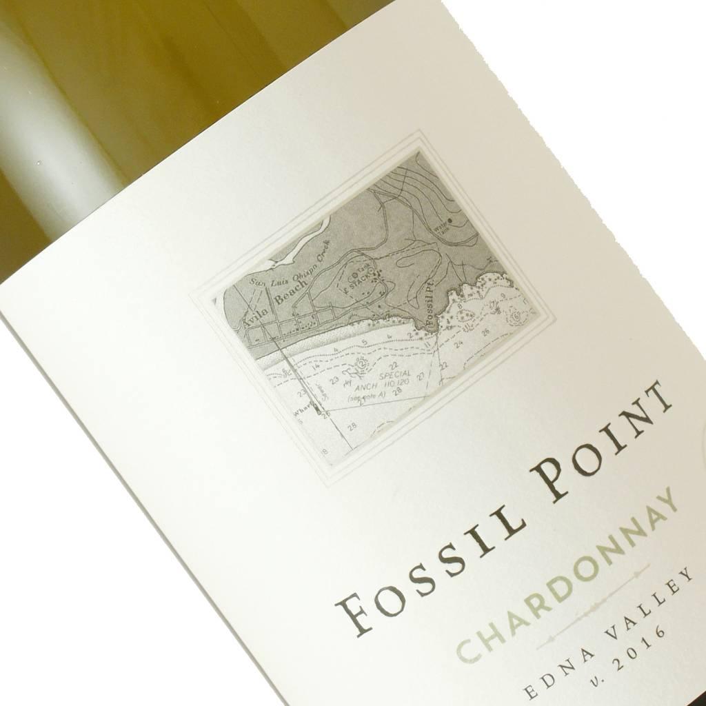Fossil Point 2016 Chardonnay, Edna Valley