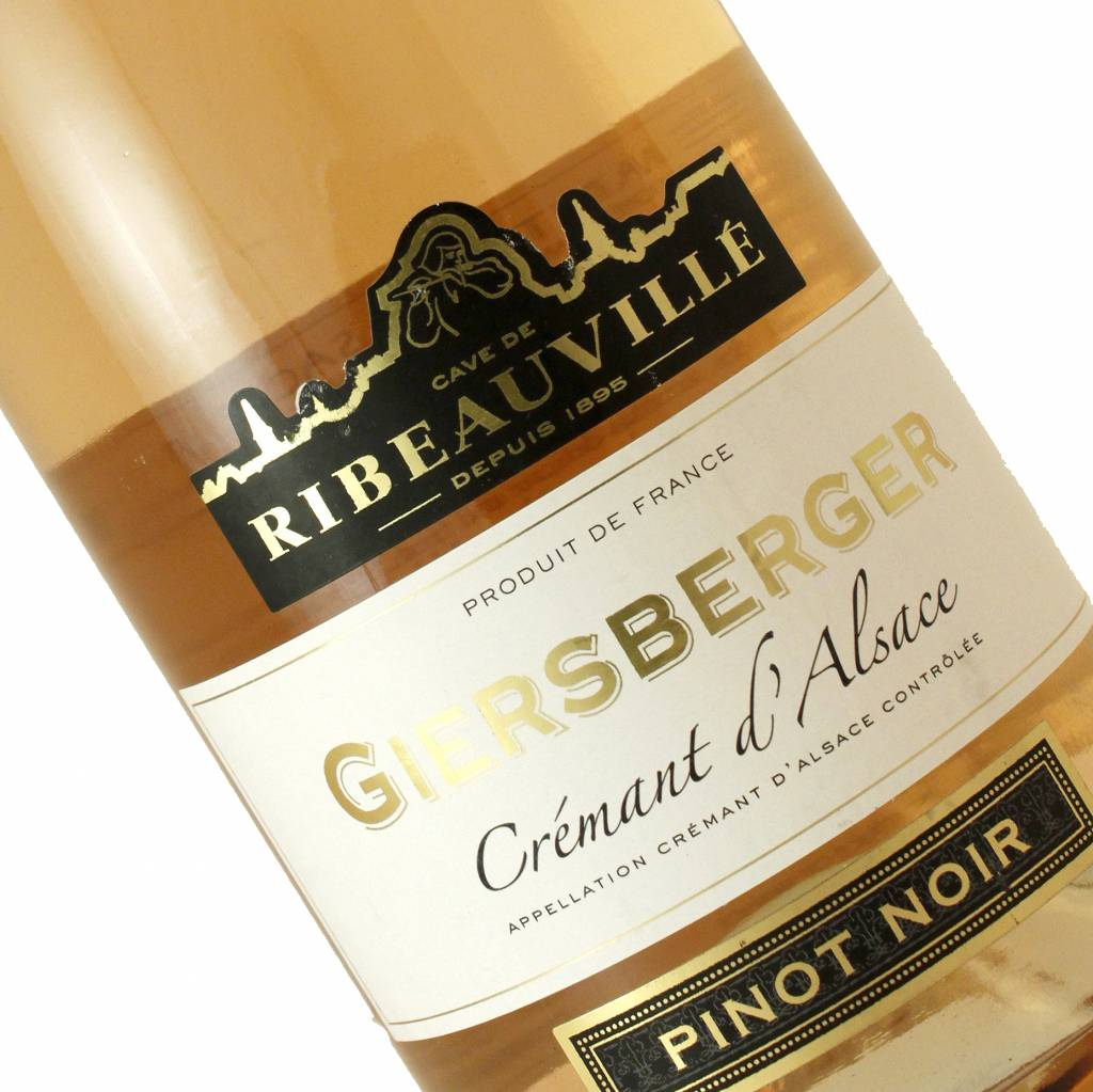 Ribeauville Cremant d'Alsace Rose Giersberger