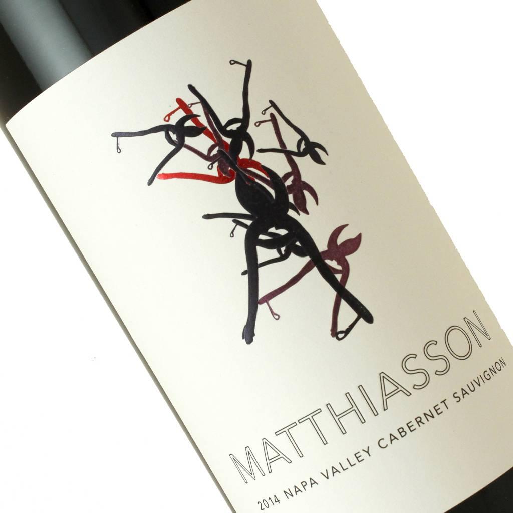 Matthiasson 2014 Cabernet Sauvignon Napa Valley