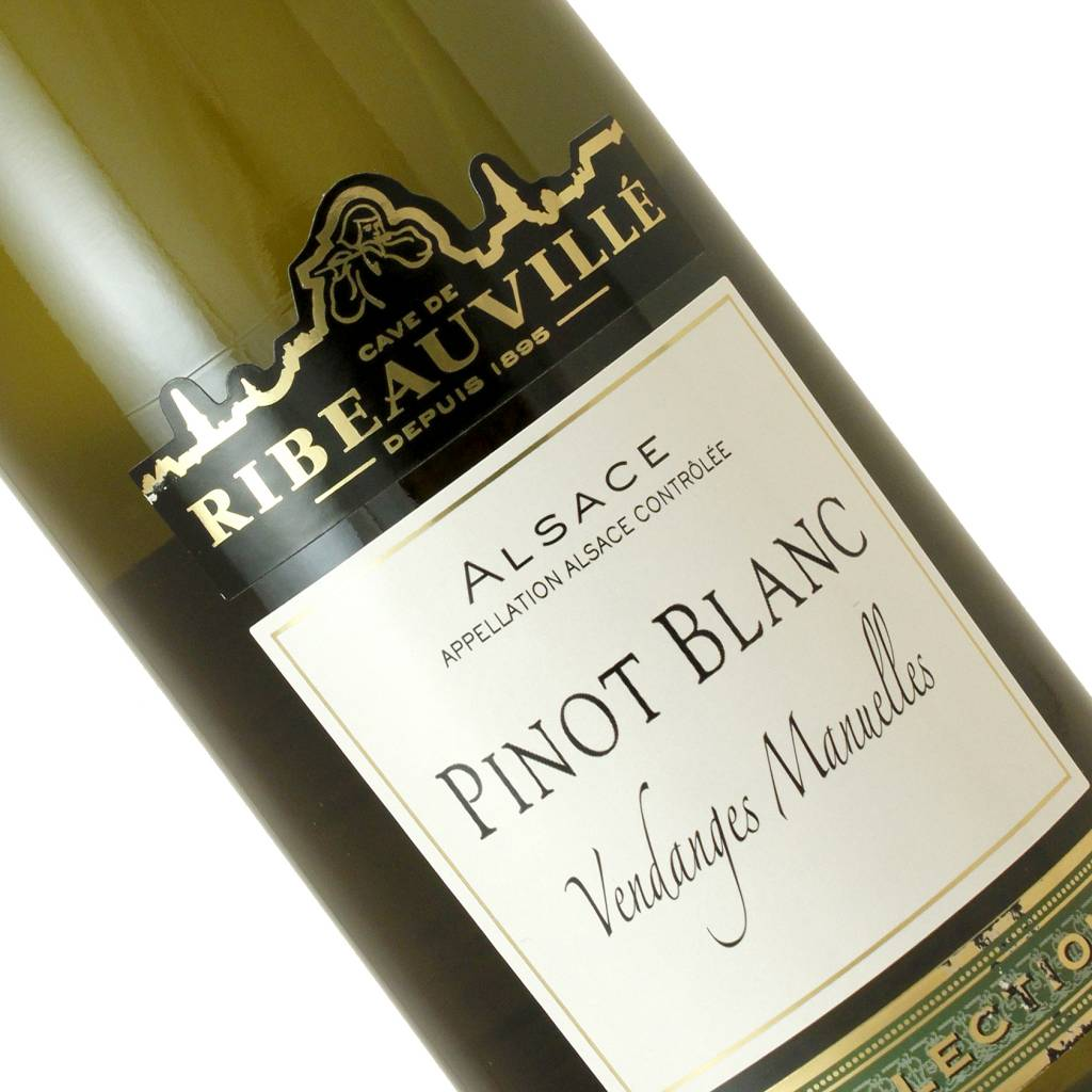 "Ribeauville 2015 Pinot Blanc ""Vendages Manuelles"" Alsace"