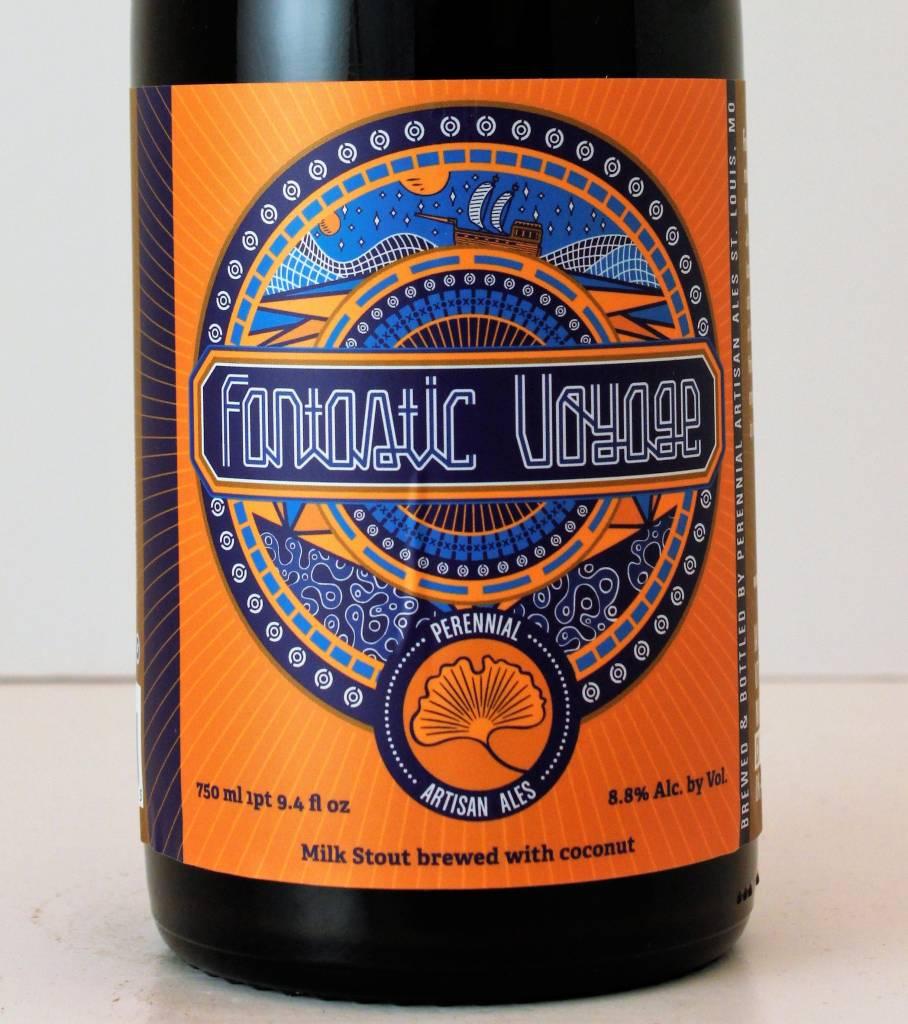 "Perennial Artisan Ales ""Fantastic Voyage"" Milk Stout"
