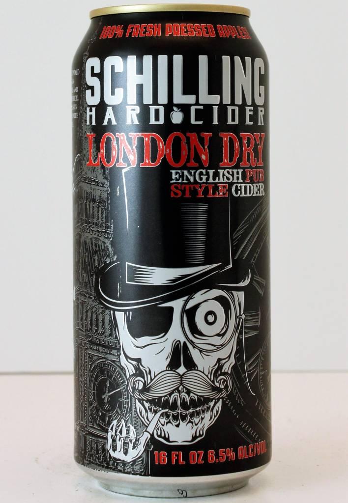 Schilling London Dry English Pub Style Cider