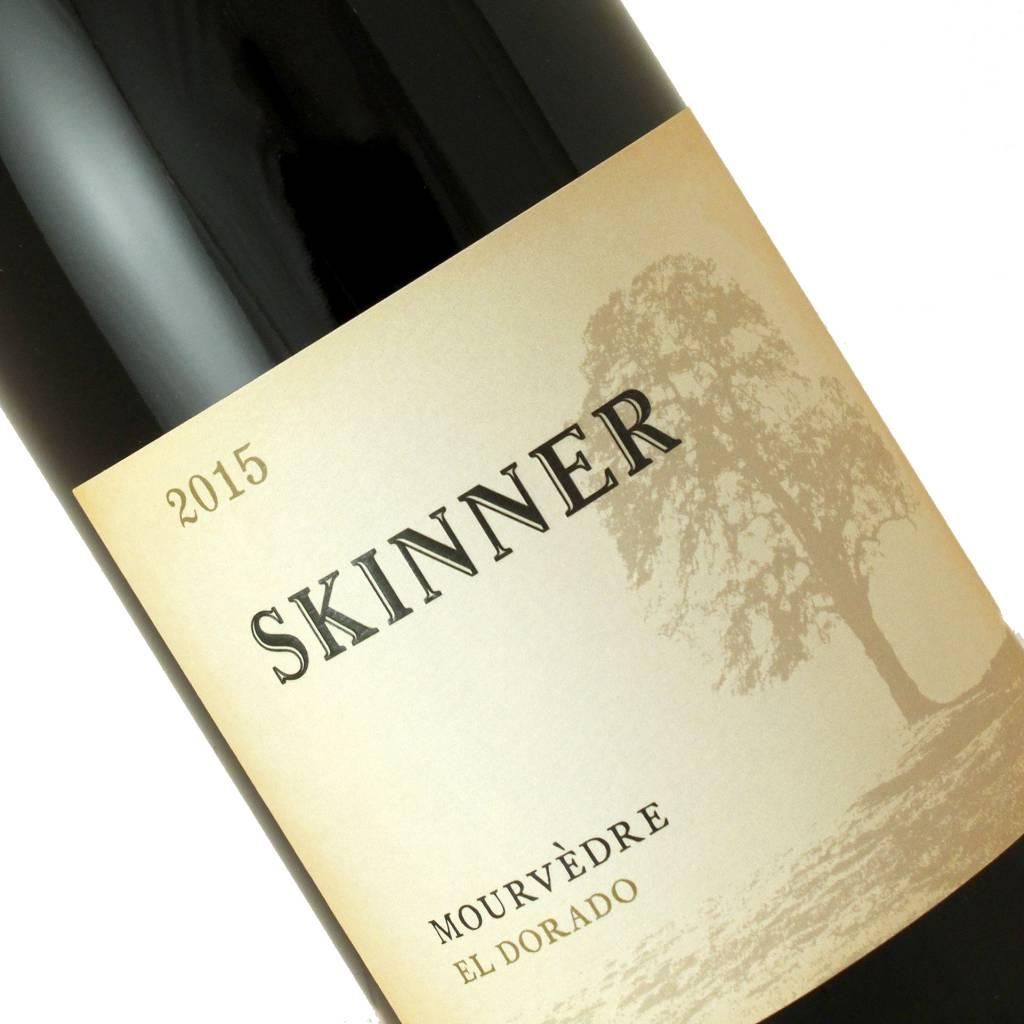 Skinner 2015 Mourvedre, El Dorado