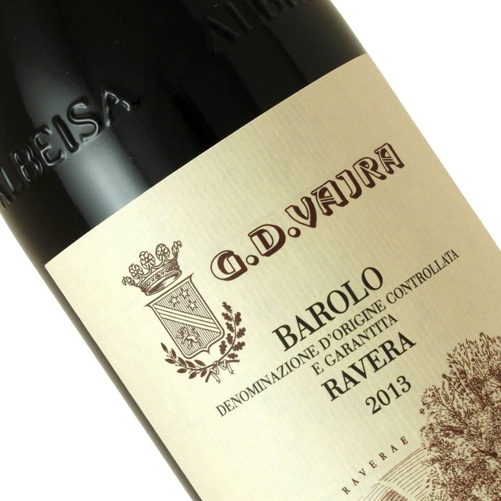 "G. D. Vajra 2013 Barolo ""Ravera"" Piedmont"