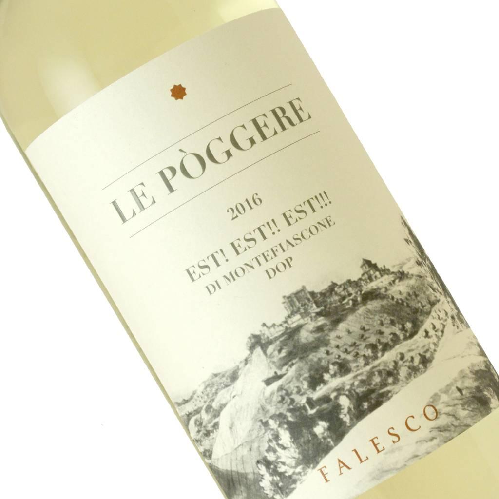 Falesco 2016 Est! Est! Est! Di Montefiascone White Wine