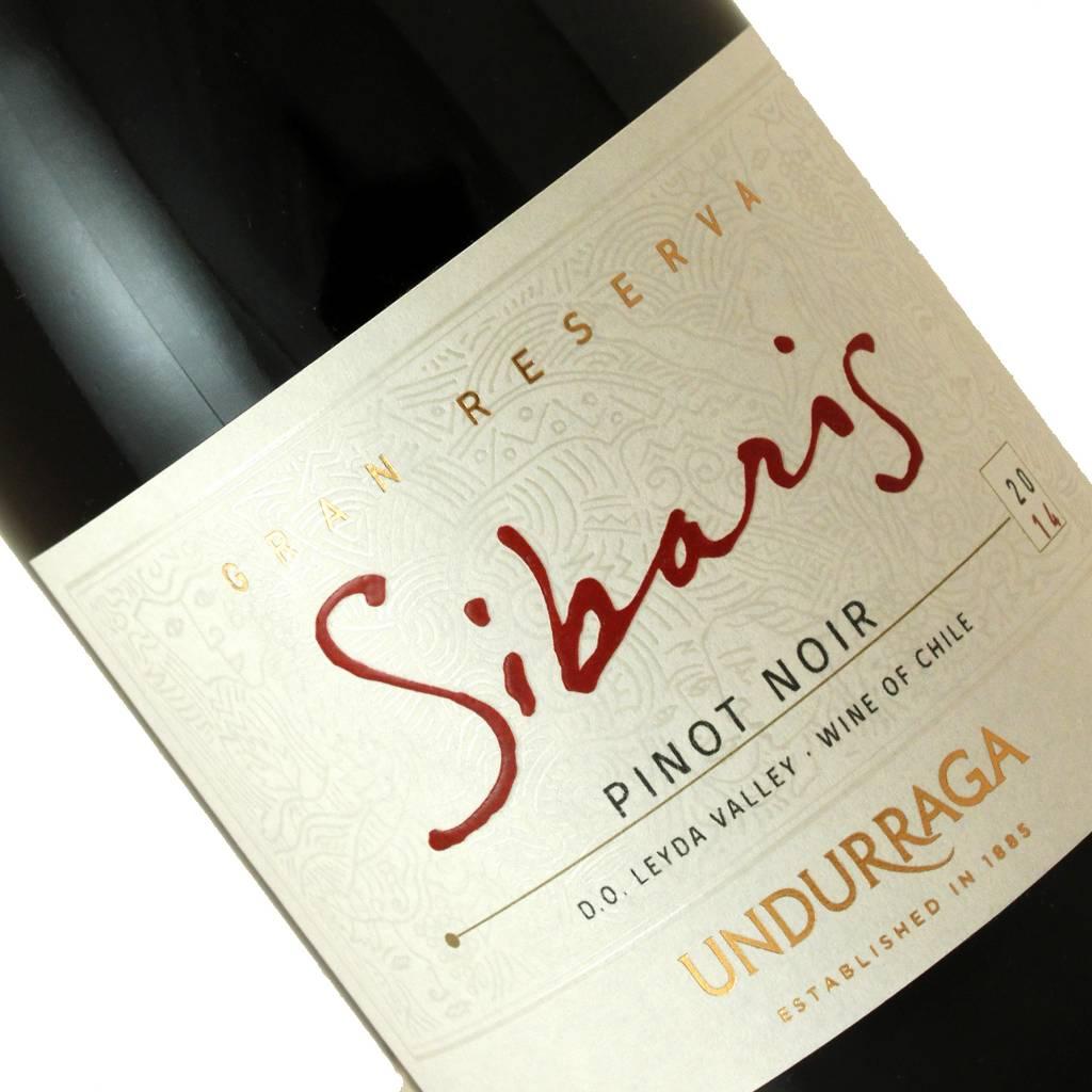 Sibaris 2014 Pinot Noir Undurraga, Chile