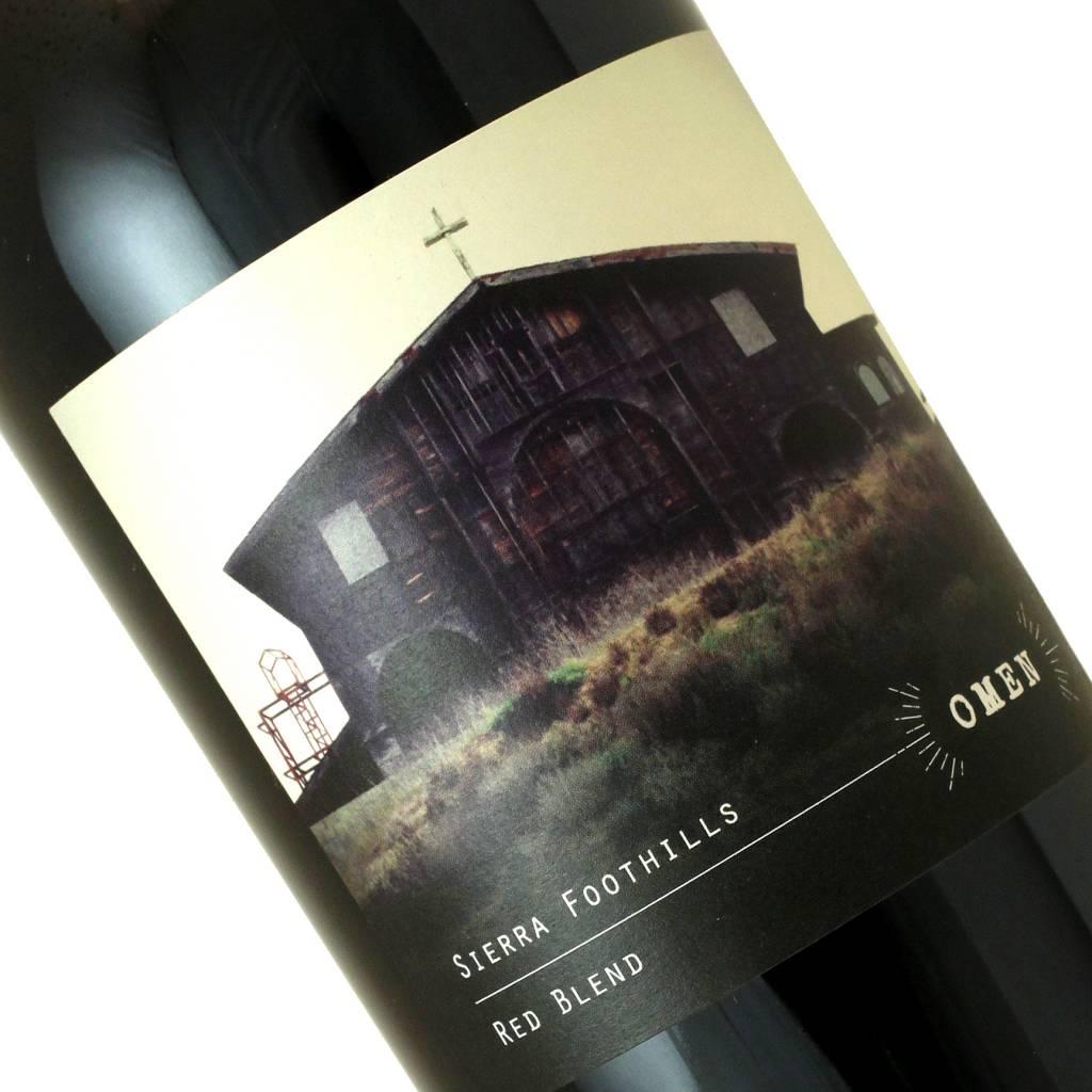Omen 2015 Red Wine Sierra Foothills