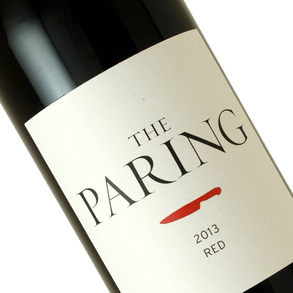 The Paring 2013 Red Wine, California