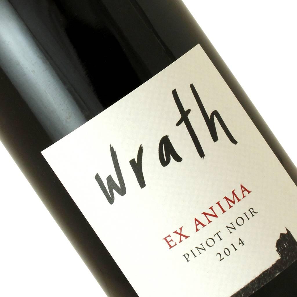 """Wrath 2014 Pinot Noir """"Ex Anima"""" Monterey"""