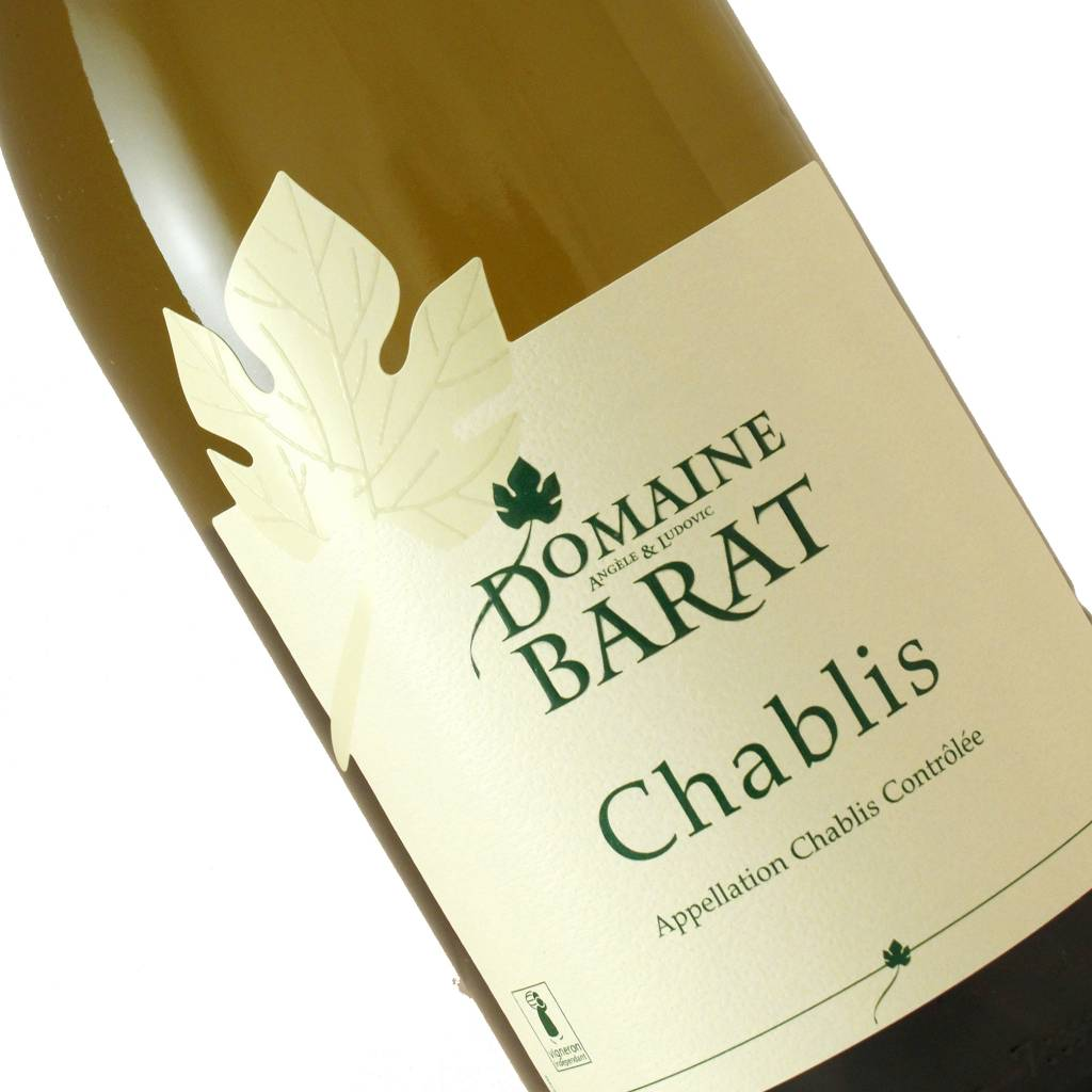 Domaine Barat 2015 Chablis, Burgundy