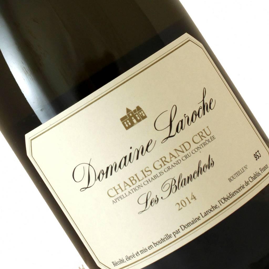 Domaine Laroche 2014 Chablis Grand Cru Les Blanchots, Burgundy