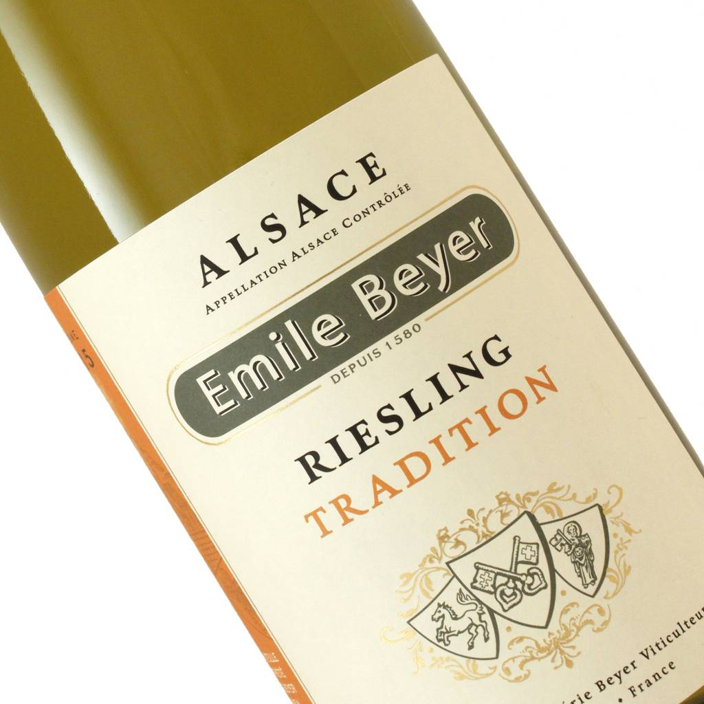 Emile Beyer 2015 Riesling Tradition, Alsace