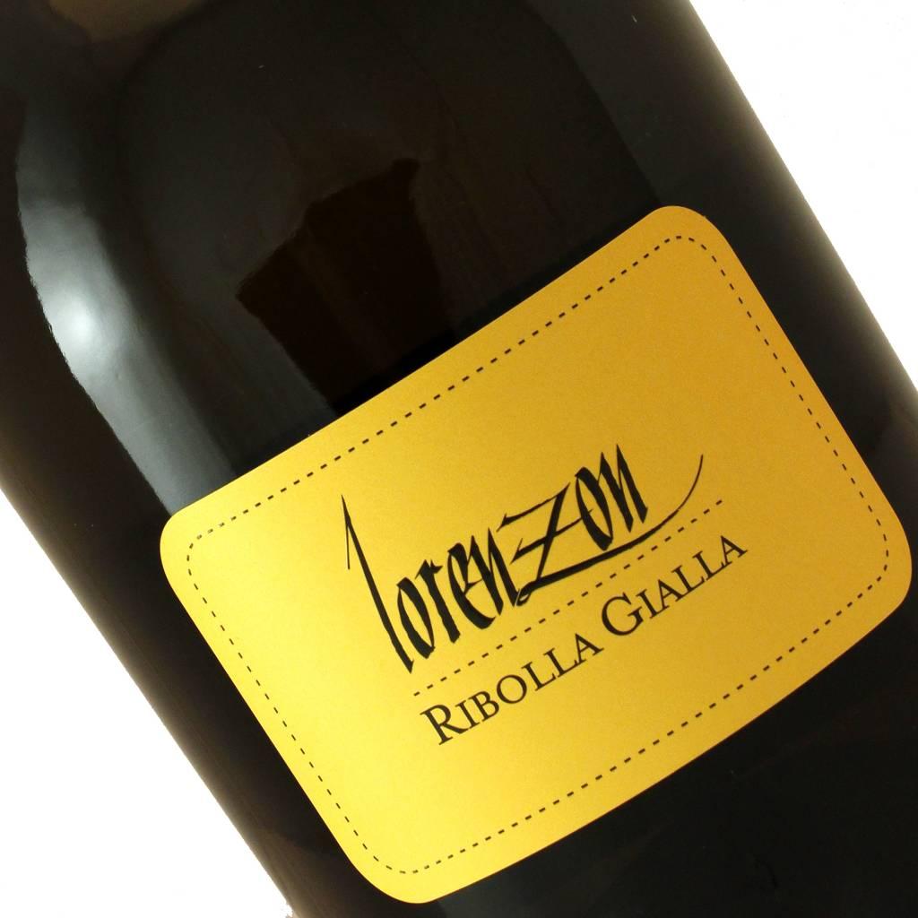 Lorenzon N.V. Ribolla Gialla Brut Sparkling Wine, Italy