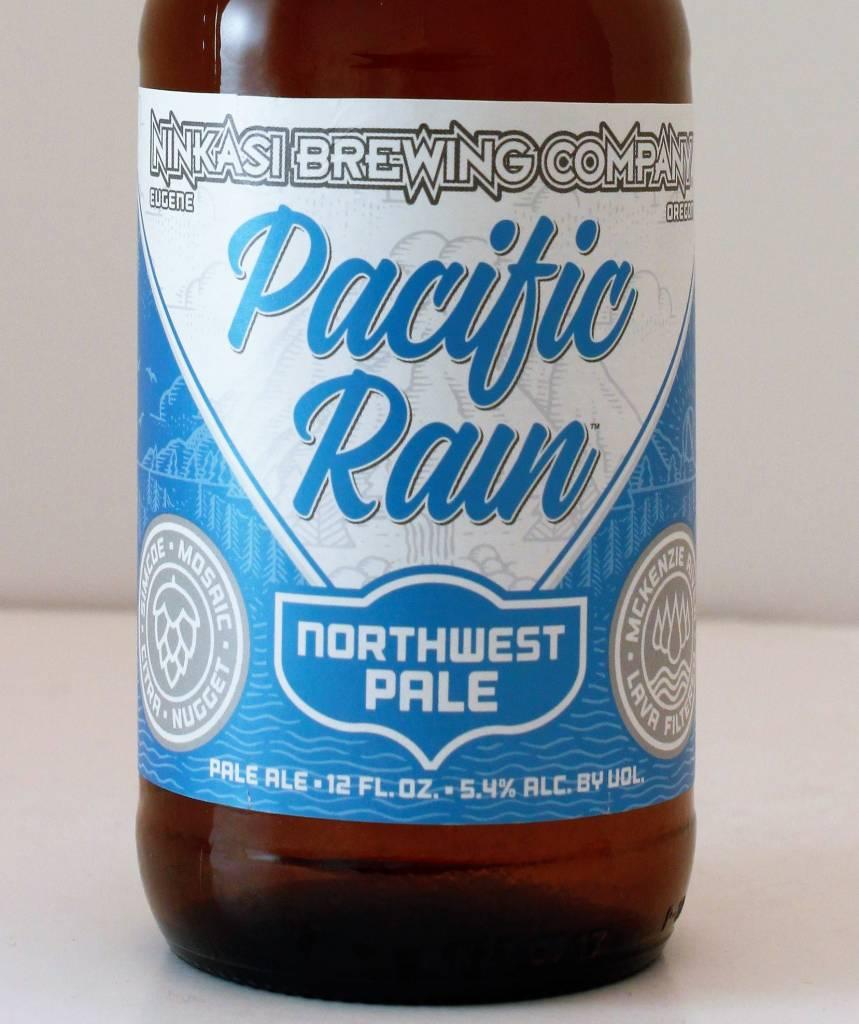 "Ninkasi Brewing ""Pacific Rain"" Northwest Pale Ale"