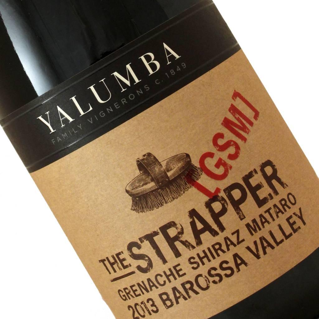 Yalumba 2013 The Strapper GSM, Barossa Valley