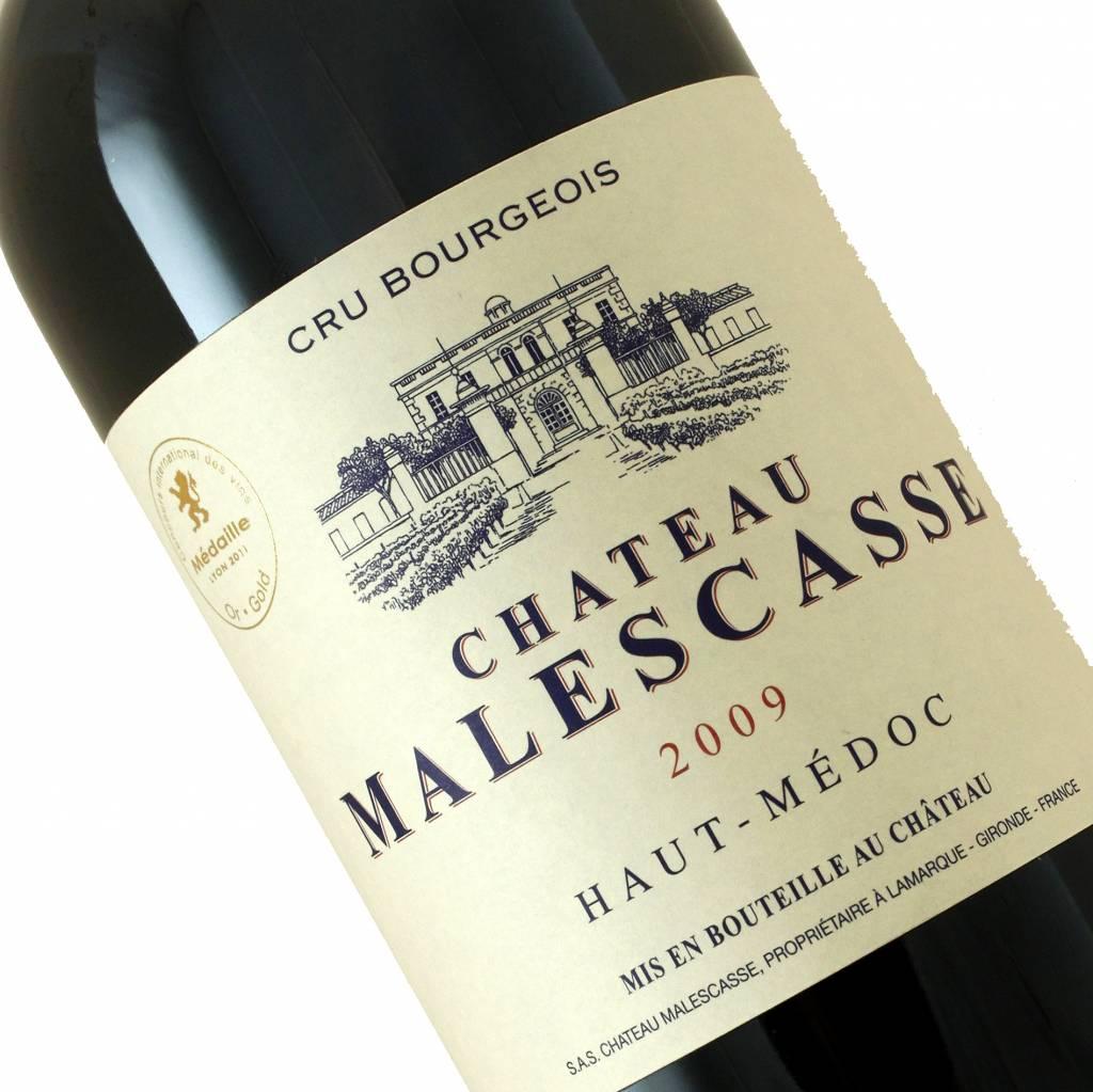 Chateau Malescasse 2009 Haut-Medoc Red Bordeaux
