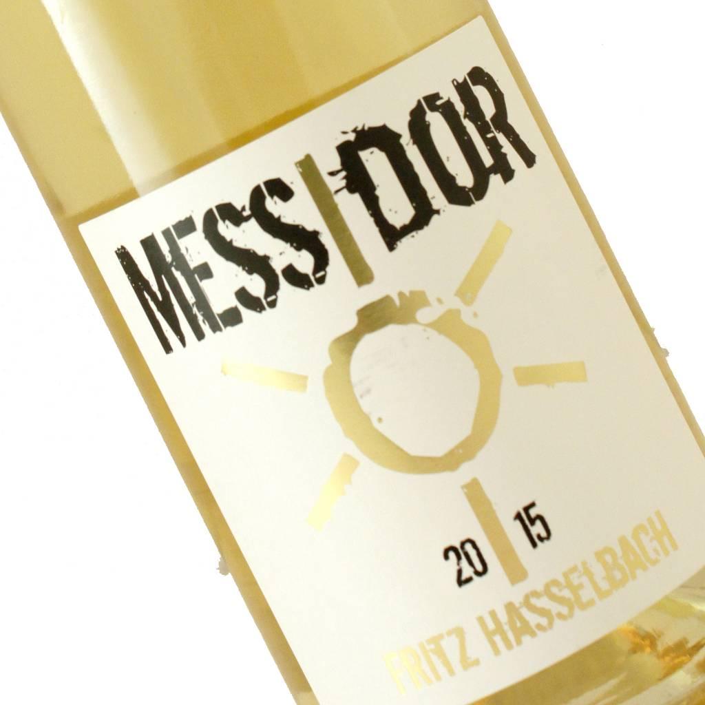 "Gunderloch 2015 ""Messidor"" Beerenauslese, Rheinhessen, Germany  - Half Bottle"