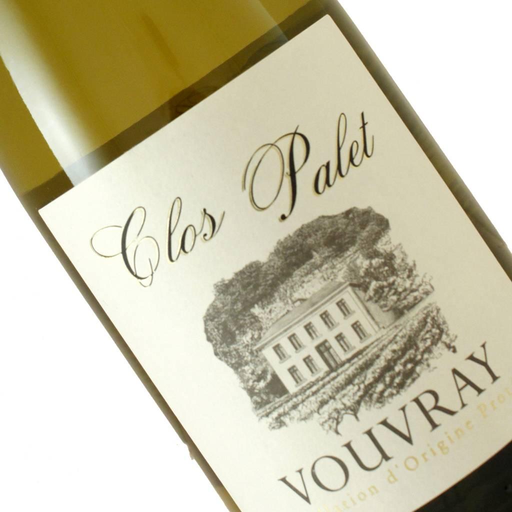 Clos Palet 2014 Chenin Blanc Vouvray, Loire Valley