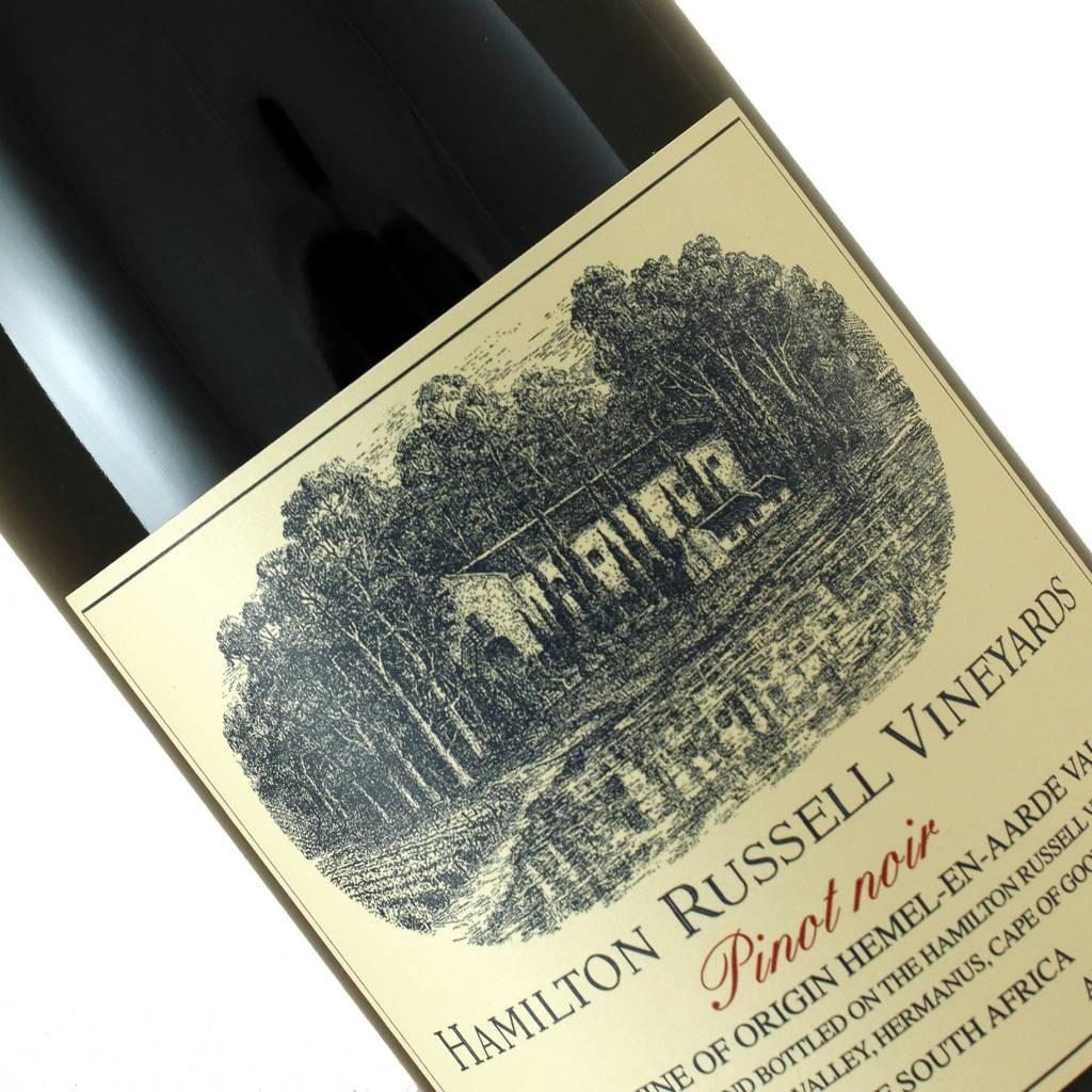 Hamilton-Russell Vineyards 2015 Pinot Noir Hemel-En-Aarde Valley, South Africa