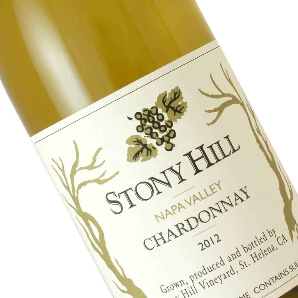 Stony Hill 2012 Chardonnay Napa Valley