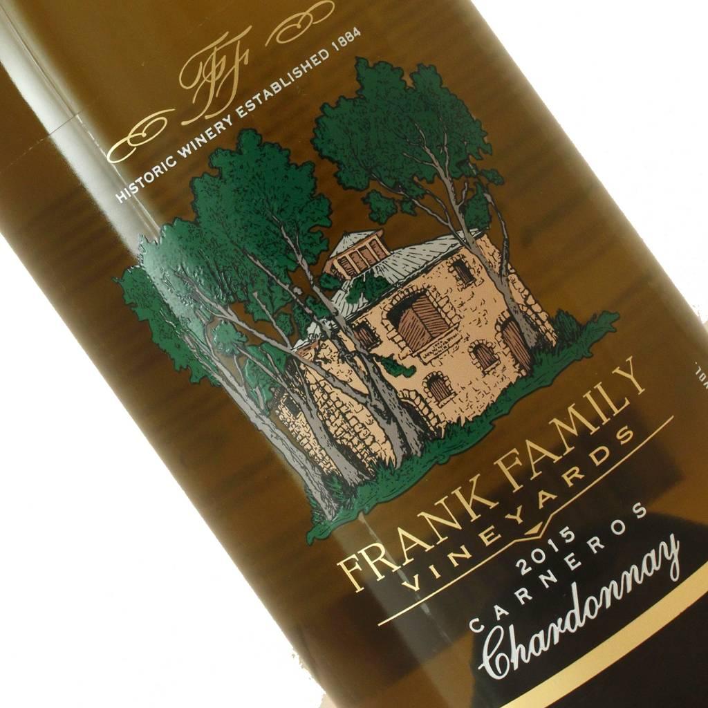 Frank Family 2015 Chardonnay, Carneros