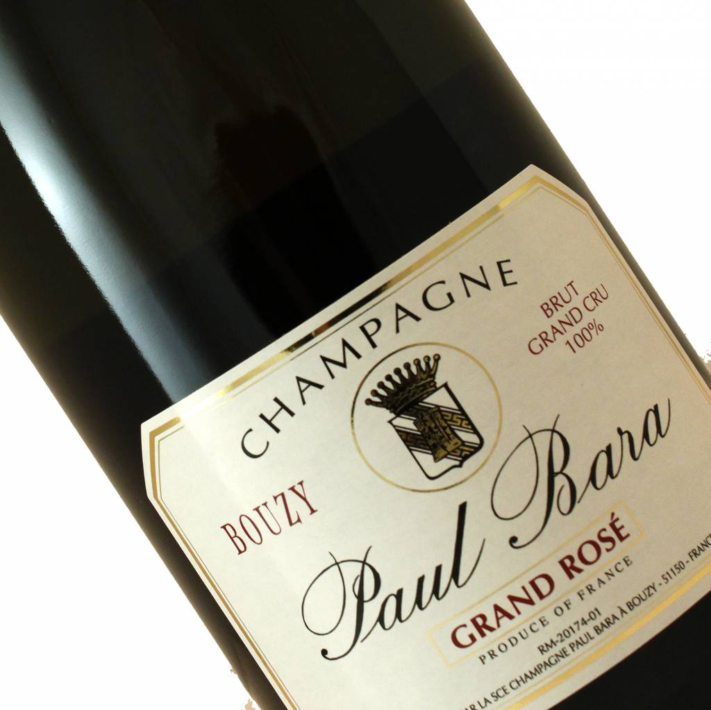 Paul Bara NV Brut Rose Grand Cru, Champagne