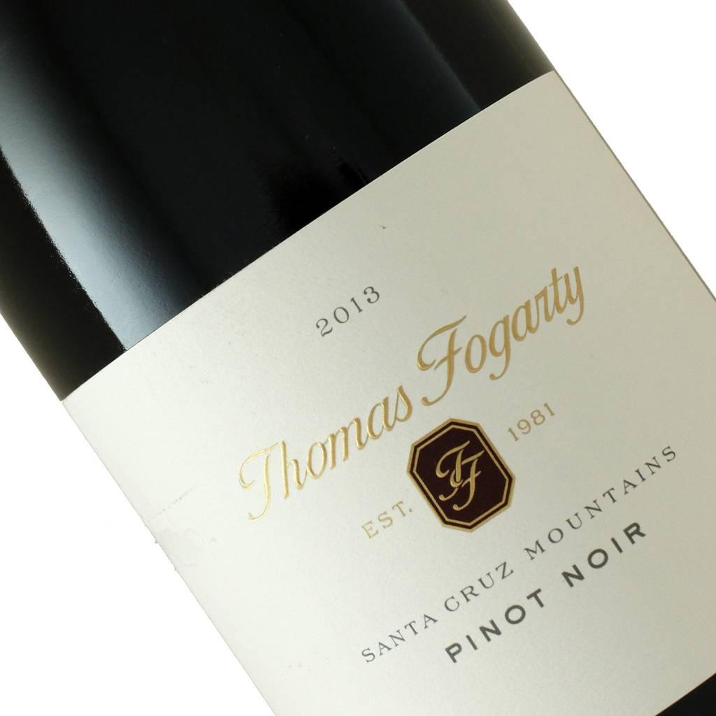 Thomas Fogarty 2013 Pinot Noir Santa Cruz Mountains