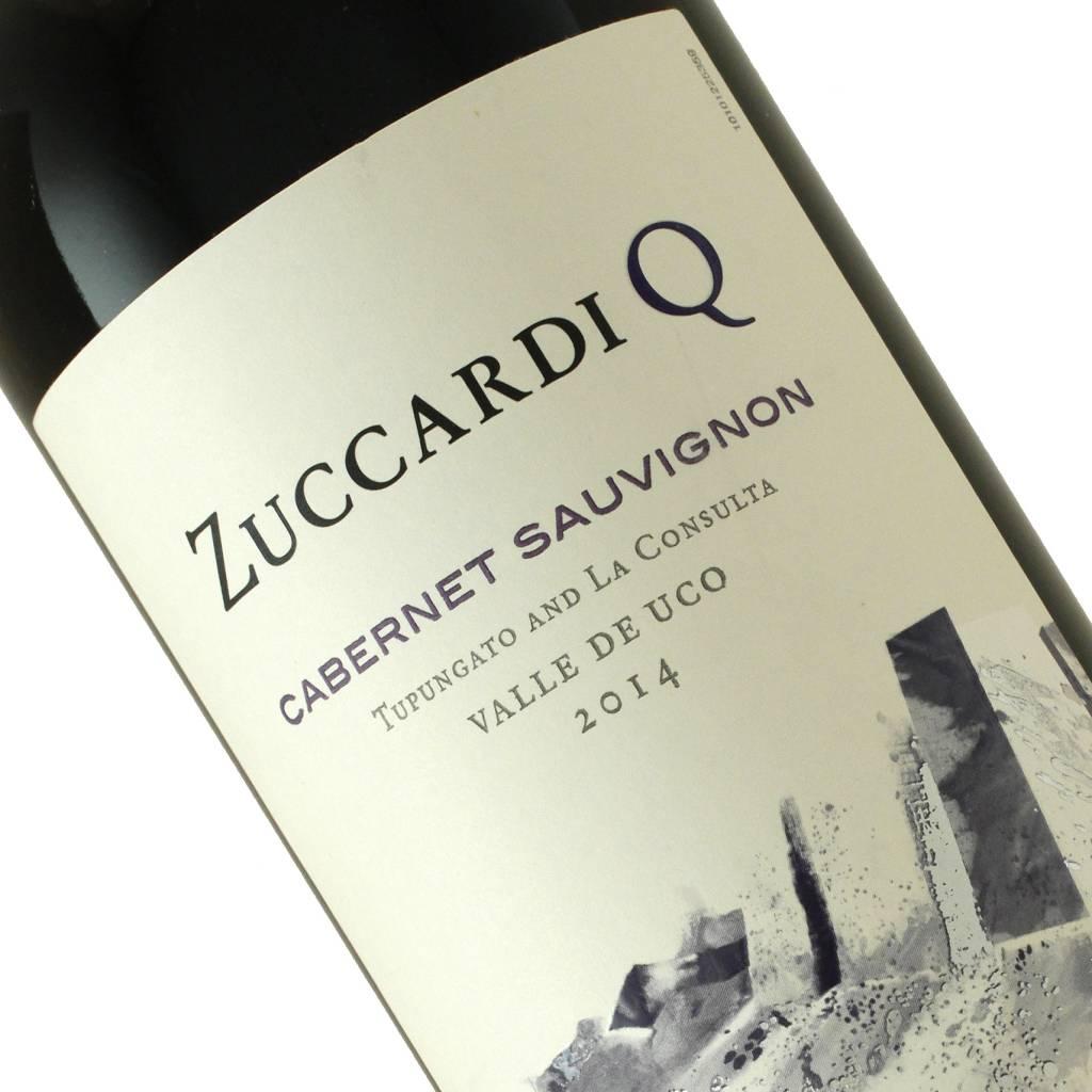 """Zuccardi 2014 """"Q"""" Cabernet Sauvignon, Argentina"""