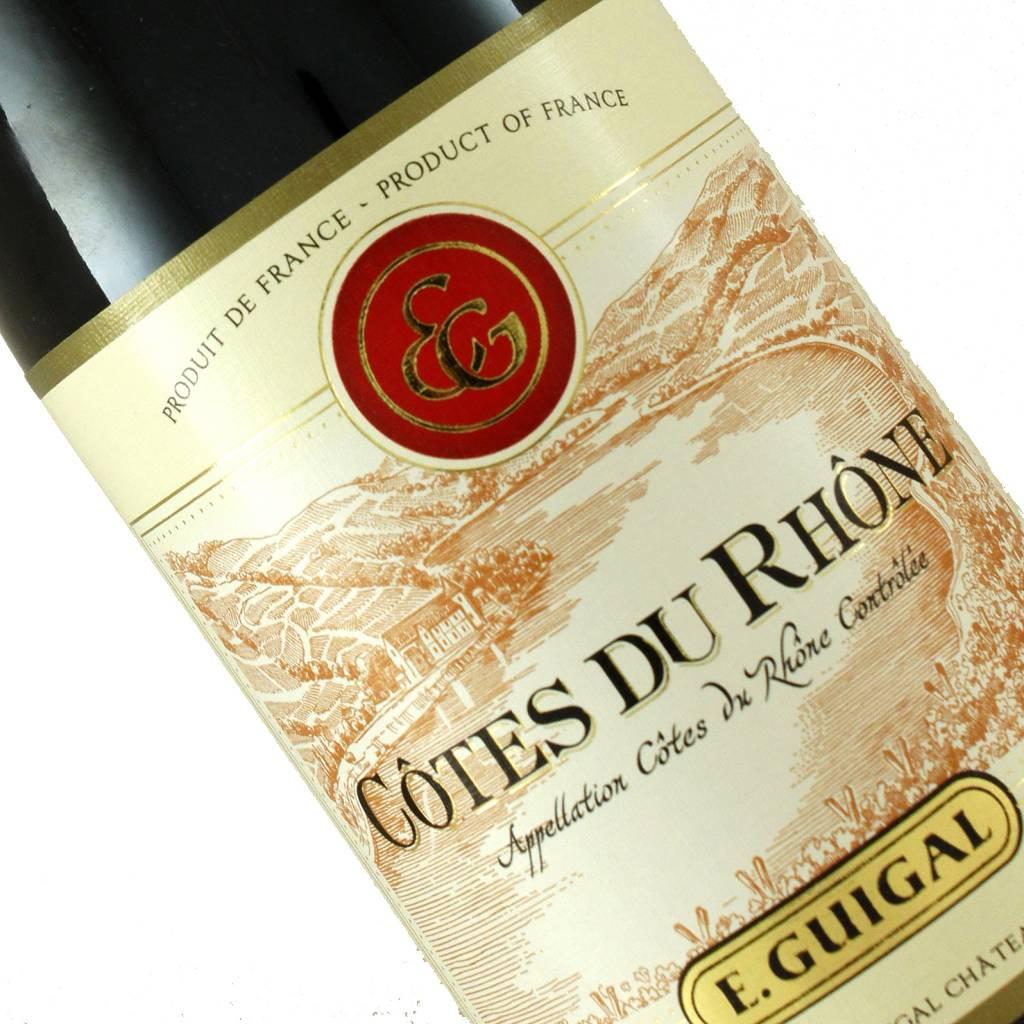 Guigal 2013 Cotes Du Rhone Rouge 375ml