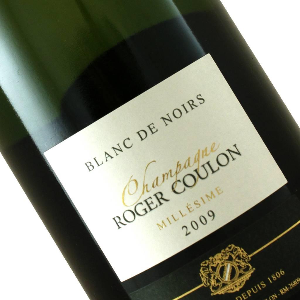Roger Coulon 2009 Blanc De Noirs Champagne