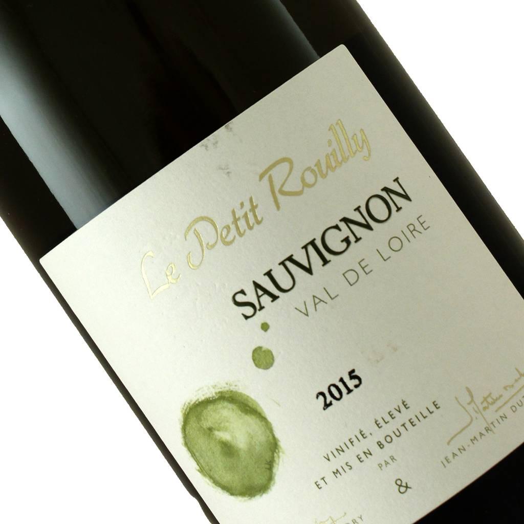 """Baudry Dutour 2015 Sauvignon """"Le Petit Rouilly"""", Loire Valley"""