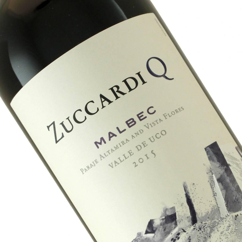 "Zuccardi 2015 ""Q"" Malbec, Mendoza, Argentina"