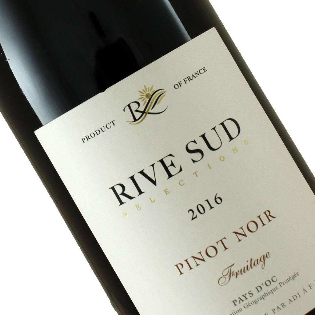 Rive Sud Selections 2016 Pays D'Oc Pinot Noir