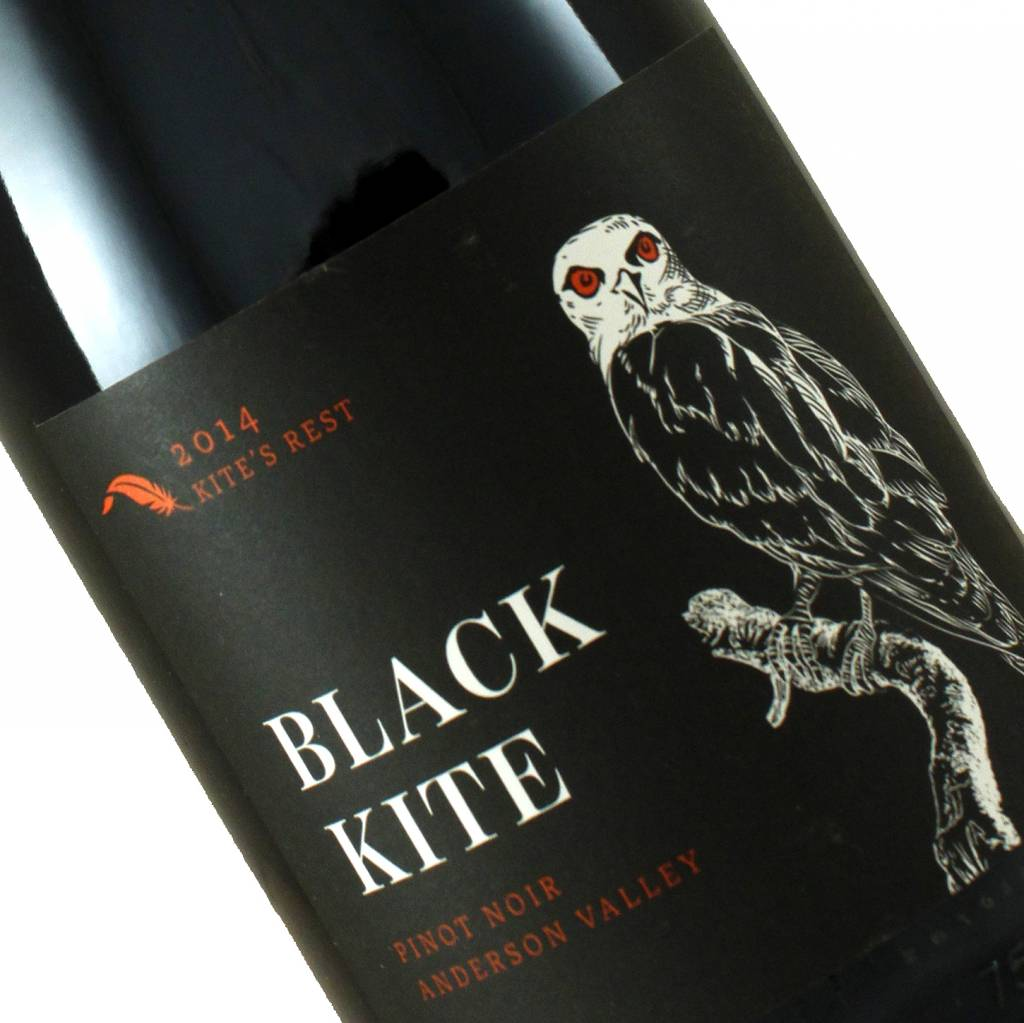 Black Kite 2014 Kite's Rest Pinot Noir, Anderson Valley