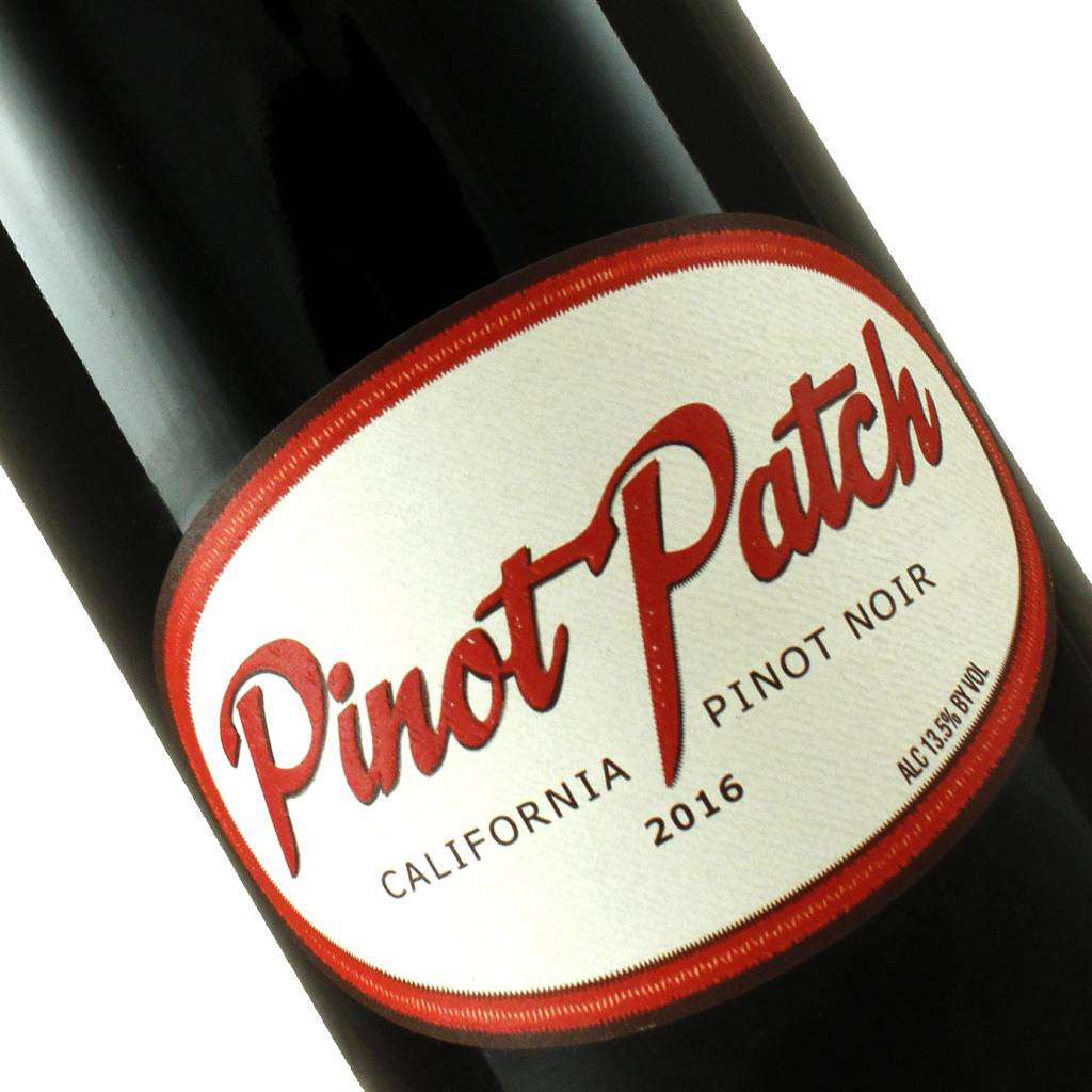 Pinot Patch 2016 Pinot Noir California
