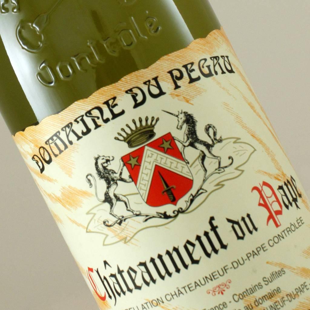 Domaine Du Pegau 2016 Chateauneuf du Pape Blanc Cuvee Reservee