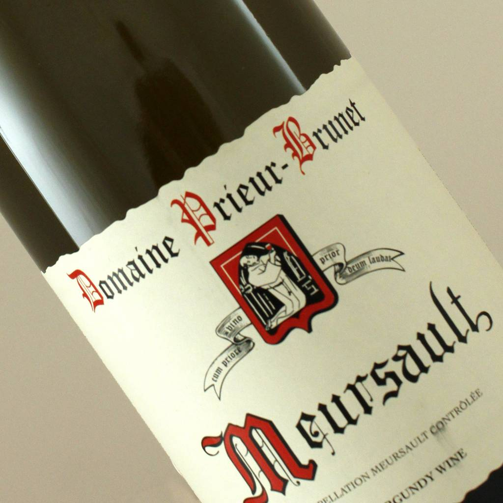 Domaine Prieur-Brunet 2015 Meursault, Burgundy
