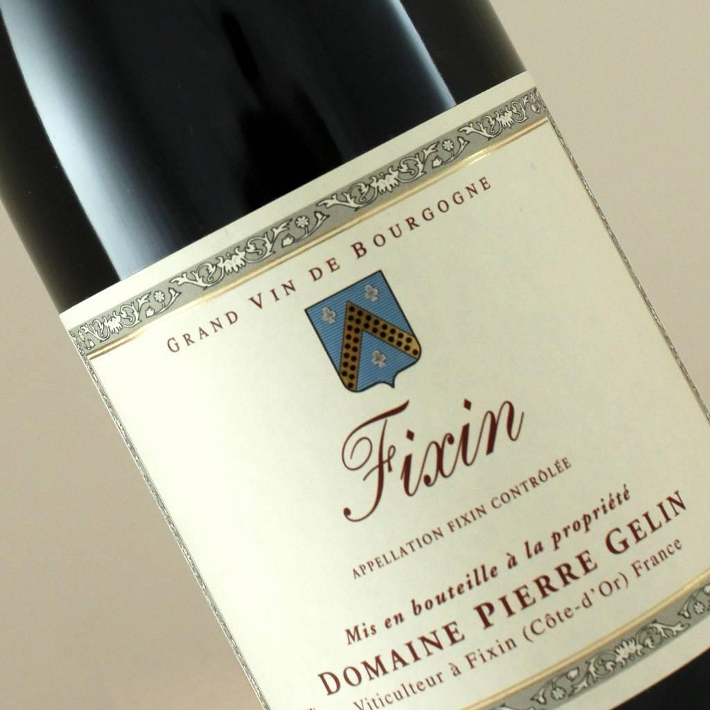 Domaine Pierre Gelin 2014 Fixin, Burgundy