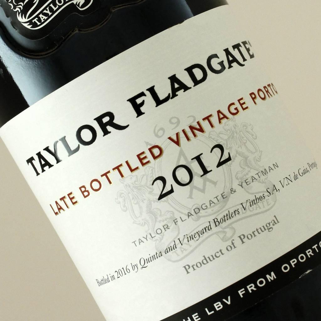 Taylor Fladgate 2012 Late Bottled Vintage Porto