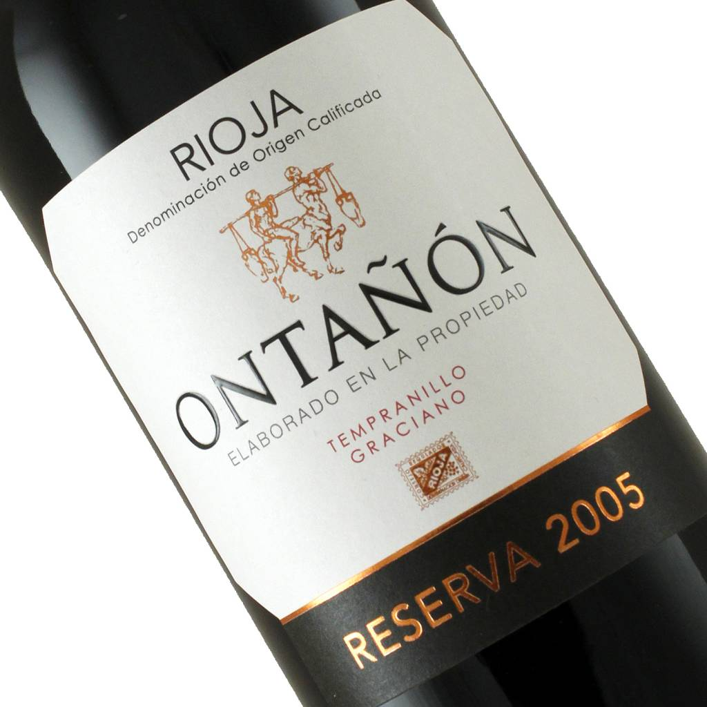 Bodegas Ontanon 2005 Reserva Rioja, Spain