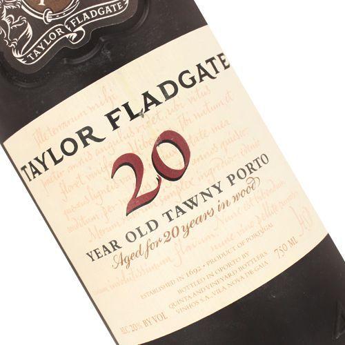 Taylor Fladgate 20 Year Old Tawny Porto Half-Bottle