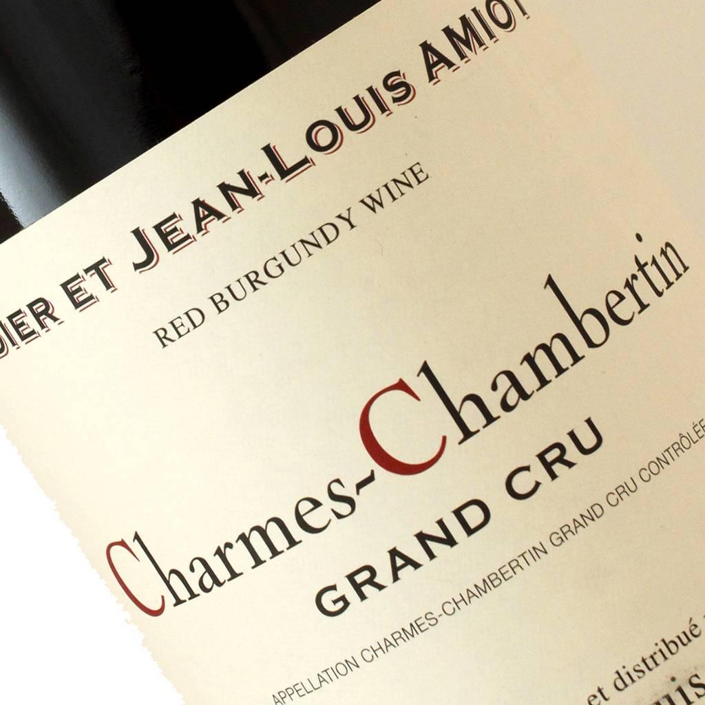 Didier et Jean-Louis Amiot 2013 Charmes-Chambertin Grand Cru Burgundy