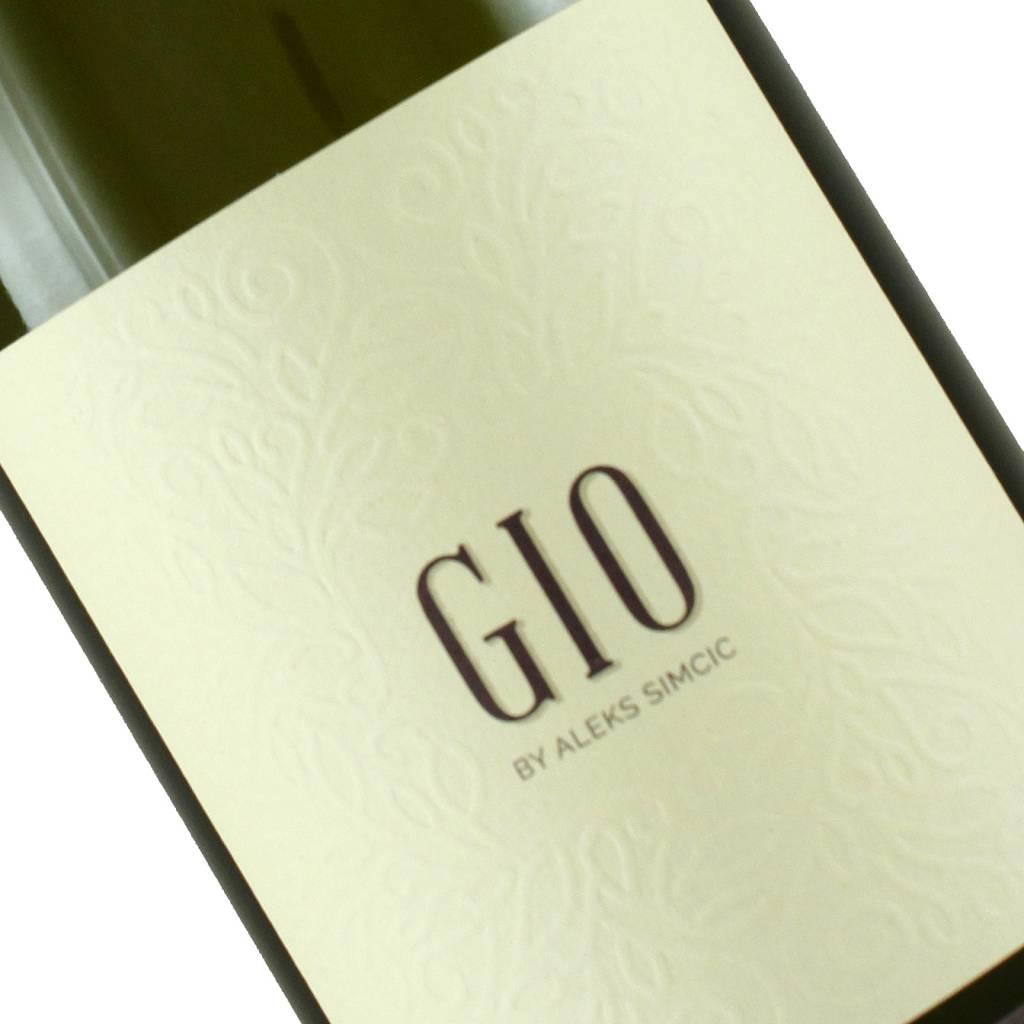 Alexs Simcic 2016 Gio Chardonnay, Slovenia