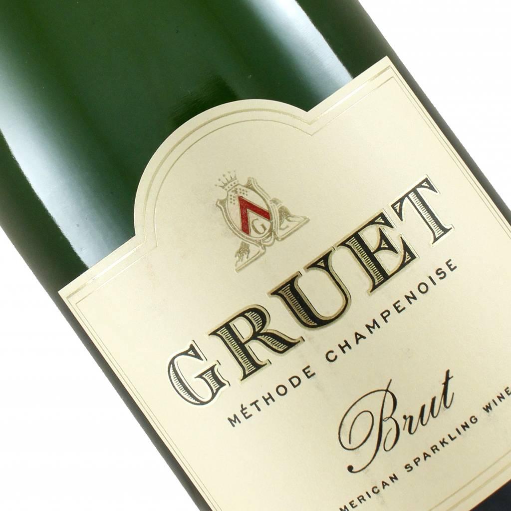 Gruet N.V. Brut Sparkling Wine, New Mexico