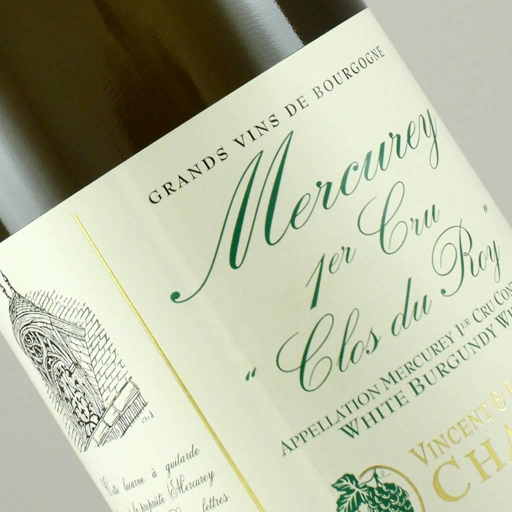 Charton 2013 Mercurey Blanc 1er Cru Clos du Roy, Chalonnaise, Burgundy