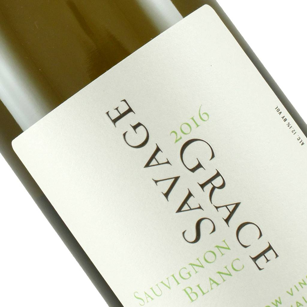 Savage Grace 2016 Sauvignon Blanc, Washington