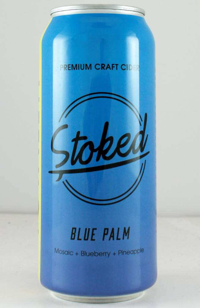 """Stoked Cider """"Blue Palms"""""""