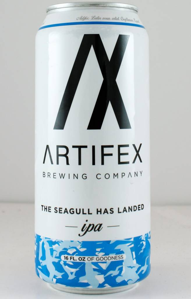 "Artifex Brewing ""Seagull Has Landed"" IPA"
