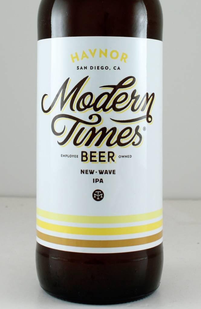 """Modern Times Beer """"Havnor"""" IPA - 22oz"""