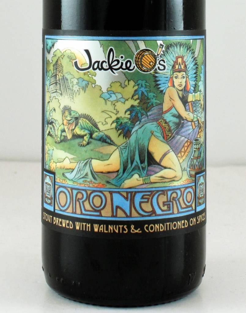 """Jackie O's """"Oro Negro"""" Stout, Ohio"""
